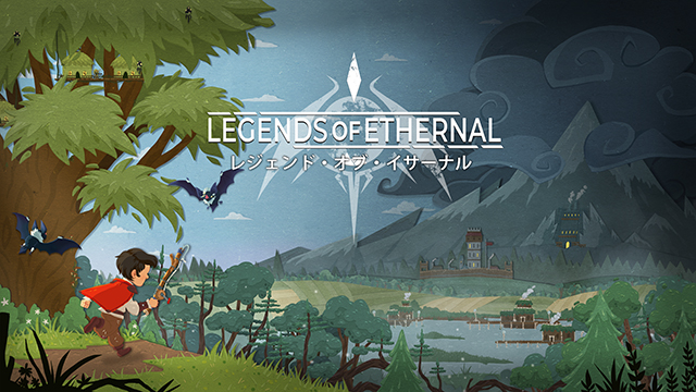 """Legends of Ethernal"" (Japanese) Localization, TCR Check/LQA, and FQA for PlayStation 4"
