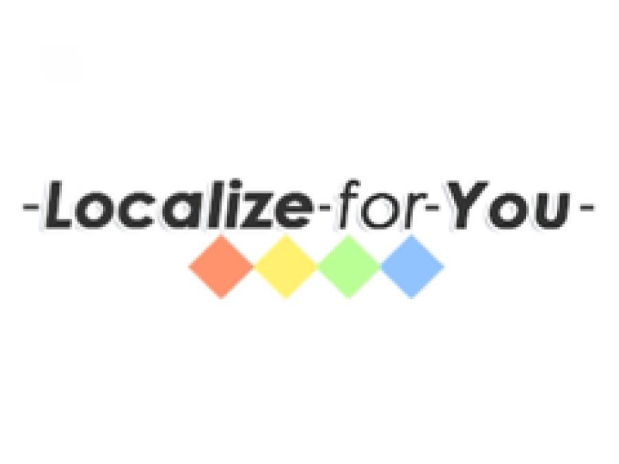 翻訳・ローカライズの簡易見積サイト「Localize for You」を開始