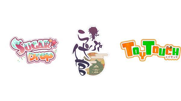 カジュアルゲーム3タイトルを同時リリース『シュガードロップ』『らぶ代官』『トイタッチ』2016年3月3日(木)よりiOS・Androidで配信開始