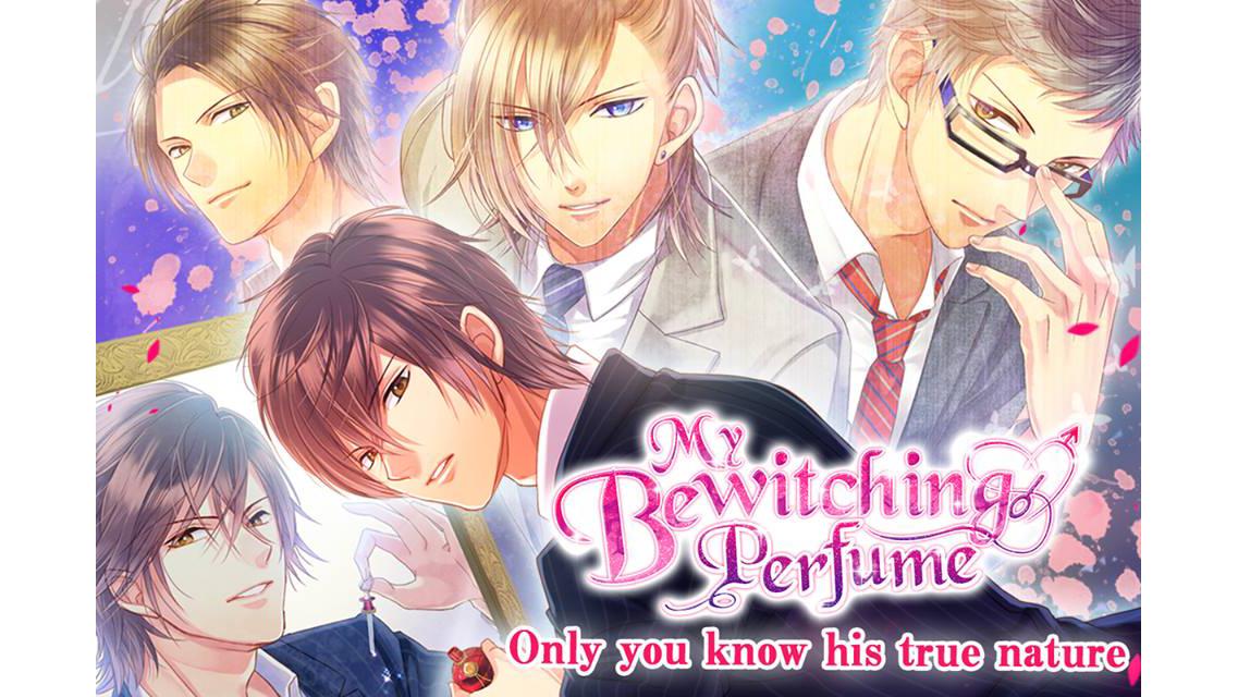 インタースペース社と協業第二弾!『My Bewitching Perfume』iOS/Android